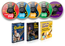 Learn Guitar DVD